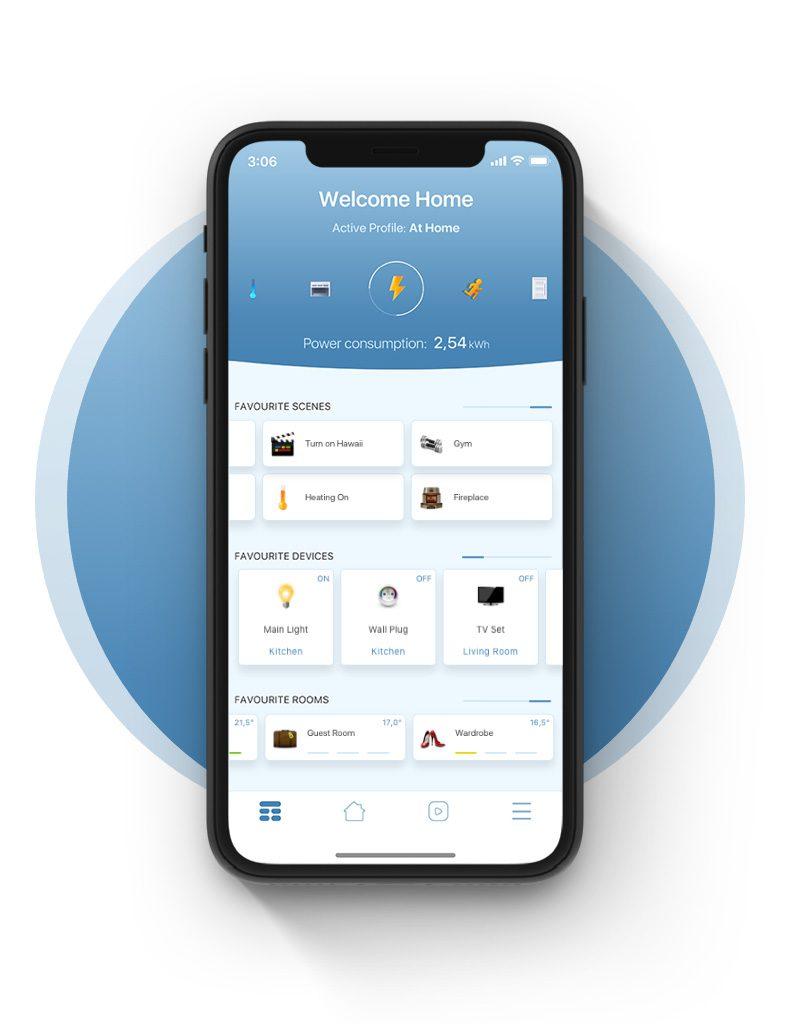 Fibaro Mobile app