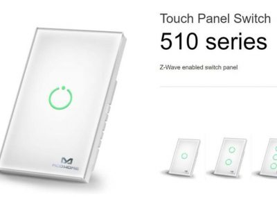 MCOHome Touch Switch